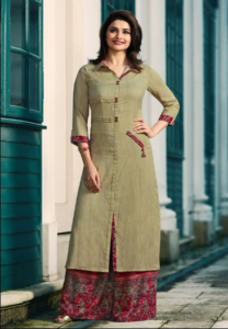 Stylish High Neck Kurti Design Collection To Try In 2020