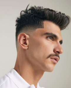 Hairstyles Short On Sides Long On Top 2020