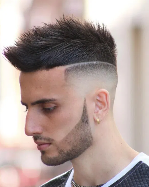 Top 10 Hairstyles Short On Sides Long On Top 2020