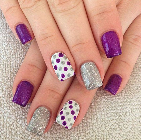 Nail Art Designs Easy At Home For Beginners 2020