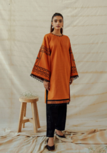 Ethnic By Outfitters Winter Collection 2021